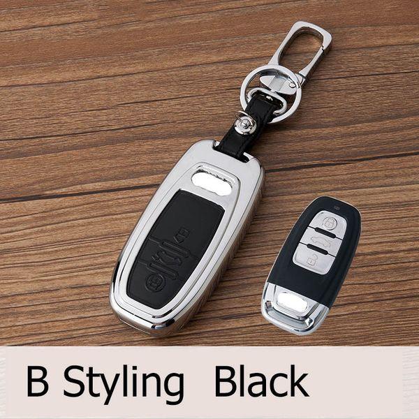 B styling Black
