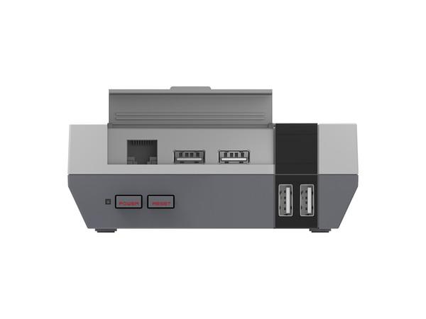 Free Shipping Update Version NES Case For Raspberry Pi 3 B+ /3/2B MODEL B Retroflag NESPI Shell