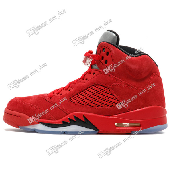#05 Red Suede