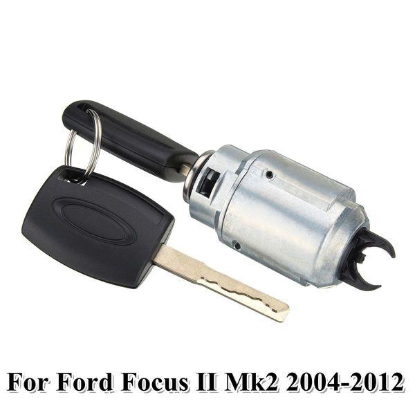 Neue Motorhaube Motorhaubenschloss Reparatursatz Mit 2 Schlüsseln Für Ford Focus II Mk2 2004-2012 4M5AA16B970AB