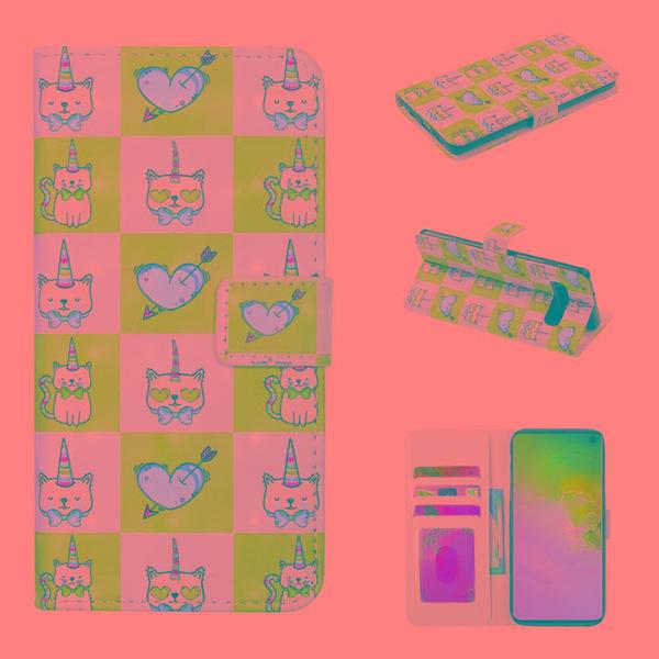 Checkered Einhorn