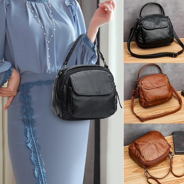 OCARDIAN Frauen sackt Entwerfer-Handtaschen-Qualitäts-Schultertasche Damen Handtaschen Modemarke PU-Frauen Bolsa Feminina S9