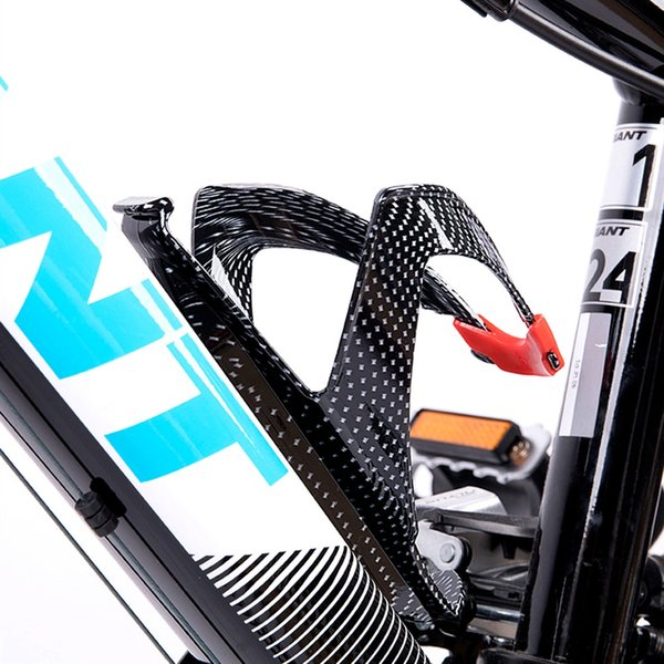1pcs New Road/&Mountain bike full carbon fibre bicycle water bottle cages holder