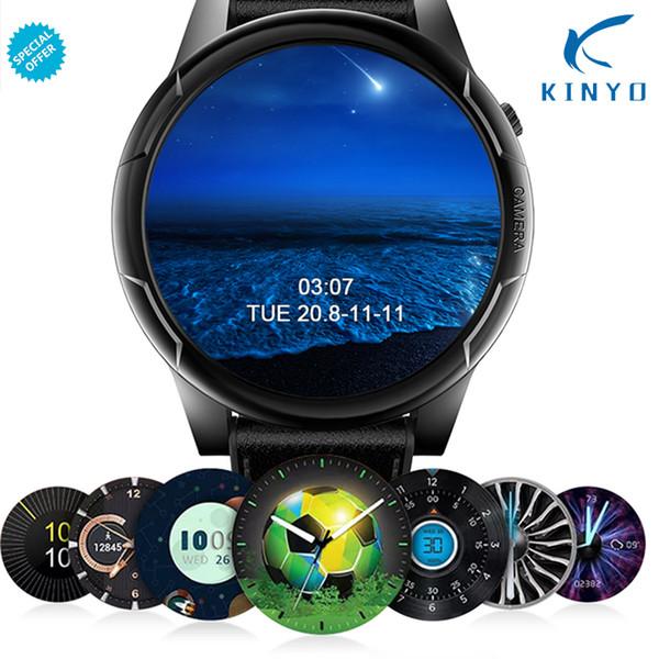 4G SmartWatch 5.0MP Camera Android 7.1 Watch 1.6 Inch GPS/GLONASS 16GB Smart Watch Men PK New Zeblaze THOR 4 Dual ALL CALL W2 W1