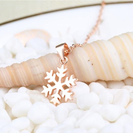 s925 Silver Jewelry Man Pendants Women Unisex Winter Snowflake Flat Small Plane Christmas Gifts White Gold Fashion Sport Casual 22*12mm 6 pc