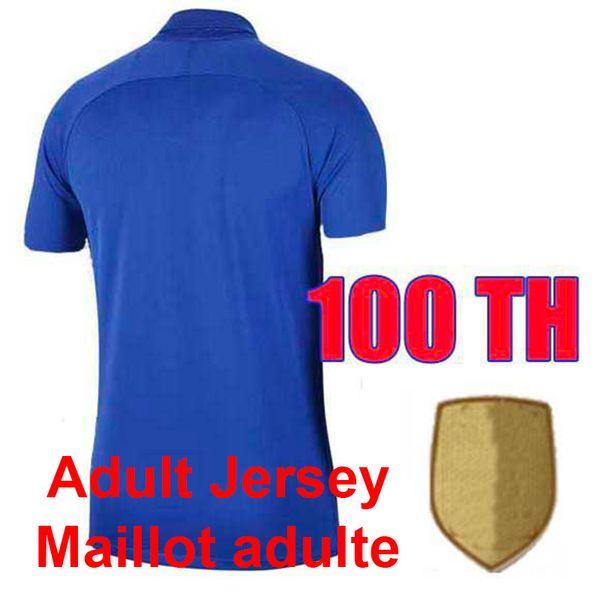 100ème Patch