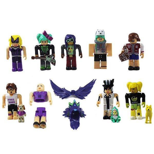 2019 2019 Roblox Figure Jugetes 2018 7cm PVC Game Figures Roblox Boys Toys  For Roblox Game From Etamkend, $8 55 | DHgate Com