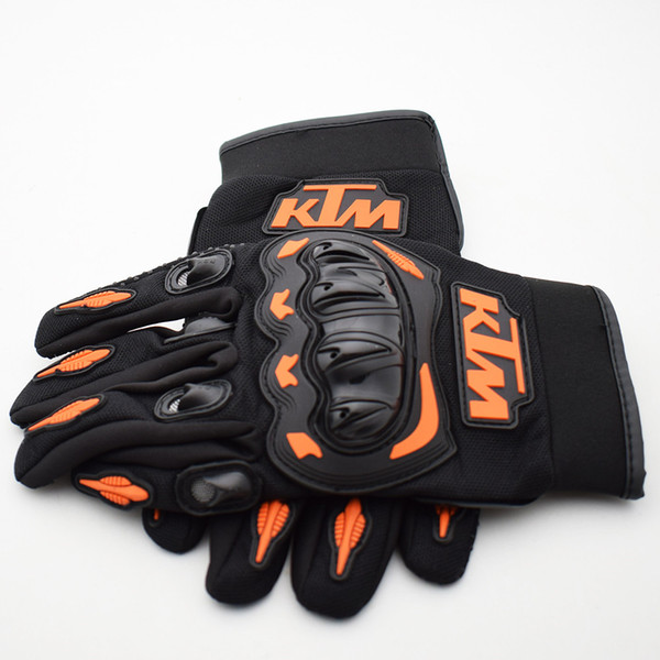 KTM Kawasaki Motorcycle gloves Luva Motoqueiro Guantes Moto Motocicleta Luvas de moto Cycling Motocross gloves Gants Moto M L XL XXL