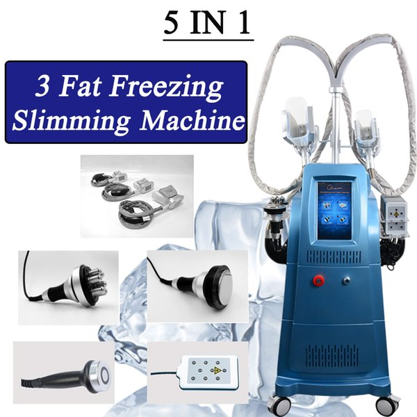 7 IN 1 multifunction fat freezing body slimming lipolaser diode slim machine skin tightening Weight Loss fat freeze machine