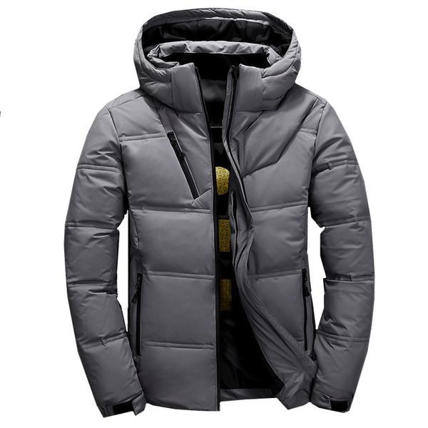 Fit Hommes ROM Doudoune Slim De De 2019 Chauds Vestes Manteau Acheter Homme GAUCHE 17 De Hiver Hoodeds Haute Marque Haut De62 Qualité XXXL Gamme HW2EeYD9I