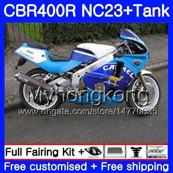 Left /& Right Pair Fits Honda CBR 400 RR 1988-1989 Mirrors Japan