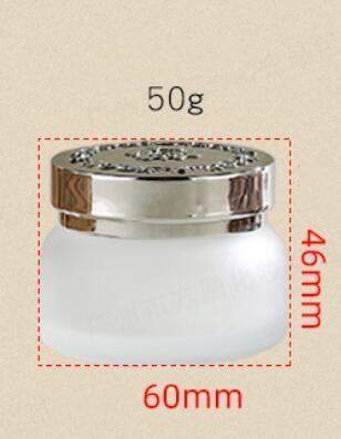 50 g de plata tarro