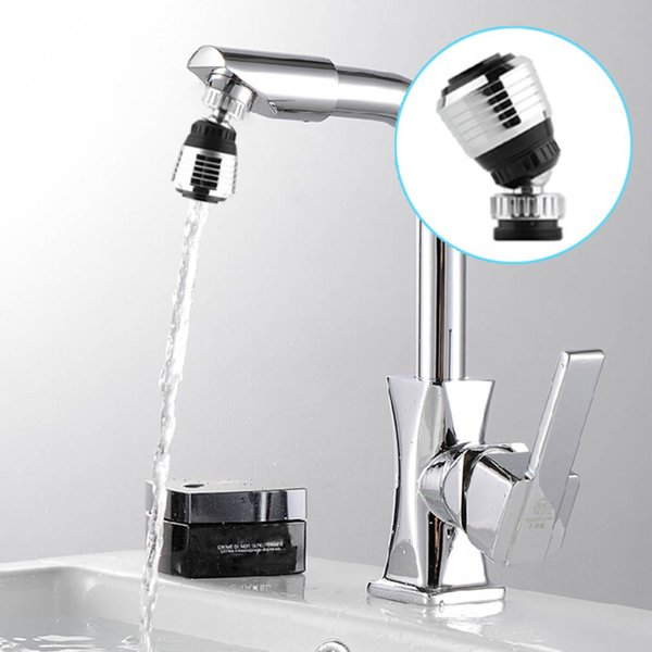 Free Shipping New 360 Rotate Swivel Faucet Sensor Light Water Faucet Tap For kitchen Bathroom Sense Faucets #8121