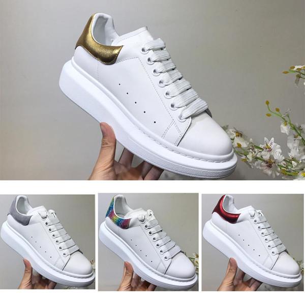 2019 Дизайнерская обувь Женская мужская мода Скейтбординг Кроссовки классические