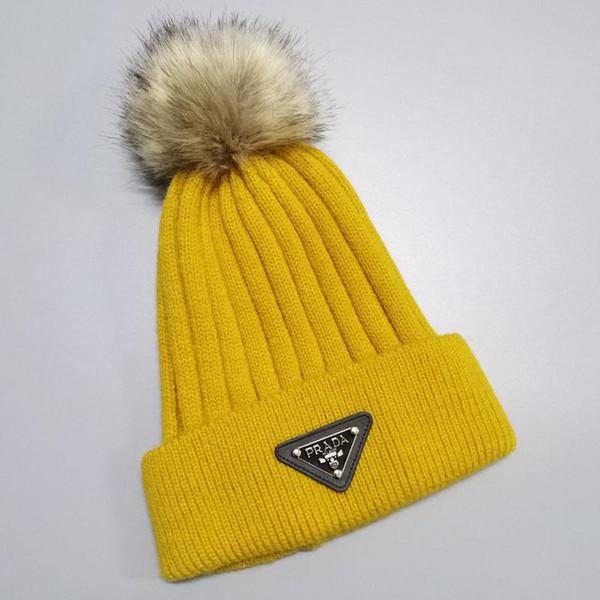 di alta qualità di modo americano nuovi cappelli lavorati a maglia cappelli di lana caldi per gli uomini e le donne in protezione di inverno sci
