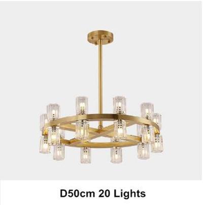 Dia50cn 20 lights