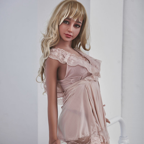 157cm Full Size Cute Realistic Sex Dolls With Metal Skeleton Lifelike Oral Vagina Silicone Japanese Love Doll Small Breast Sexy Dolls