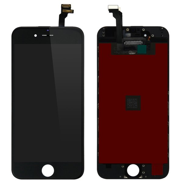 Wholesale For iPhone 6P LCD Replacement LCD Touch Screen Display Digitizer Assembly Best Quality Factory Price Free Shipping by DHL
