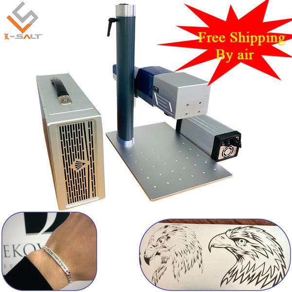 top popular Mini laser marker jewelry watch portable fiber laser marking machine price 2021