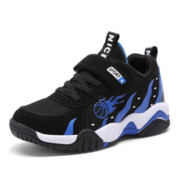 Blue Boys Shoes
