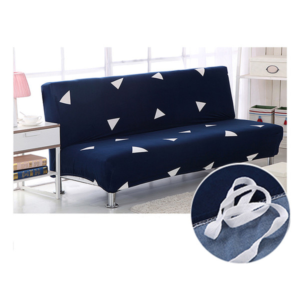 Brilliant Elastic Spandex Sofa Bed Cover Sectional Stretch Folding Ling Chair Seat Slipcovers Cheap Couch Protector Bench Cover Slip Cover Couch Cheap Chair Gmtry Best Dining Table And Chair Ideas Images Gmtryco