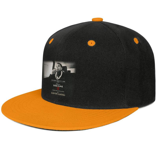 Kevin Gates Luca Brasi 2 Logo Design Hip Hop Caps Snapback Flat Brim  Baseball Hat Classic Adjustable Womens Hats Hats For Women From Yourcap,  $9 88|