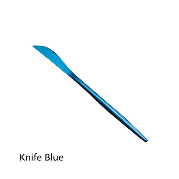 couteau bleu