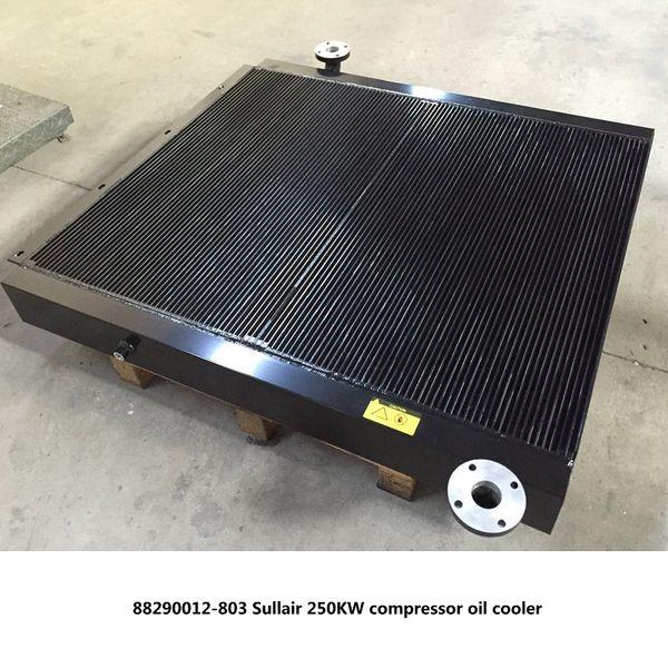 2019 Aluminum Plate Fin Heat Exchanger Air Cooler Oil Cooler Water Radiator  88290012 803 For Sullair LS12 20 Screw Air Compressor From Shvoga,
