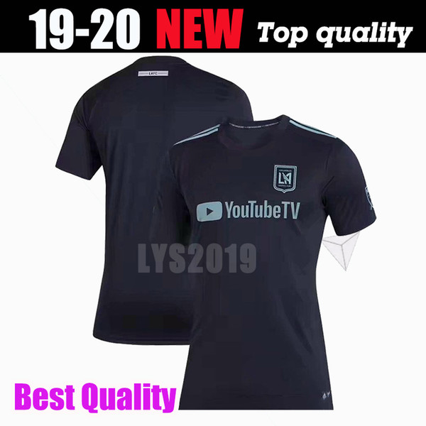 LAFC Parley трикотажные изделия MLS 2019 футбольная рубашка домой Лос-Анджелес ФК Росси вела ЗЕЛАЯ высокое качество более 10 шт. Бесплатная доставка DHL