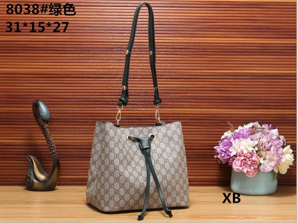 2019 new handbag cross style synthetic leather bag case chain bag shoulder messenger bag fashion icon A005