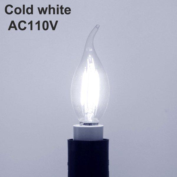 بارد الأبيض NO يعتم AC110V
