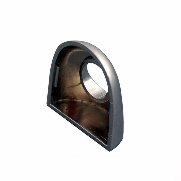 Bross Otomotiv Para Renault Grand Scenic prata 2 Piece porta externa Handle pedaço do navio da Turquia HB-000085140