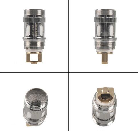 Mode 100% Original EC Head 0.3 / 0.5ohm ECL 0.18 / 0.3ohm Dual Bobines pour Juste S 2 Melo Atomizer 568