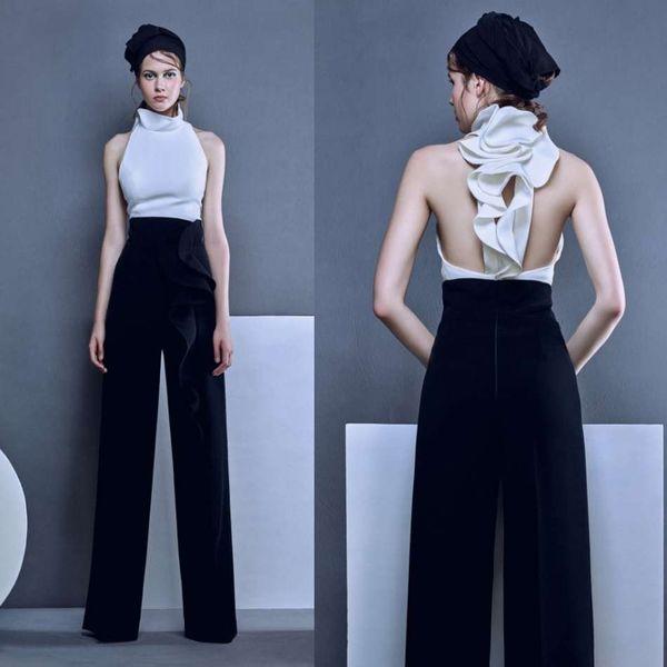 Compre Diseñador De Moda 2019 Vestidos De Baile Vestidos Chalecos Pantalones Volver Sexy Tallas Grandes Vestidos De Noche Vestidos De Fiesta Formales
