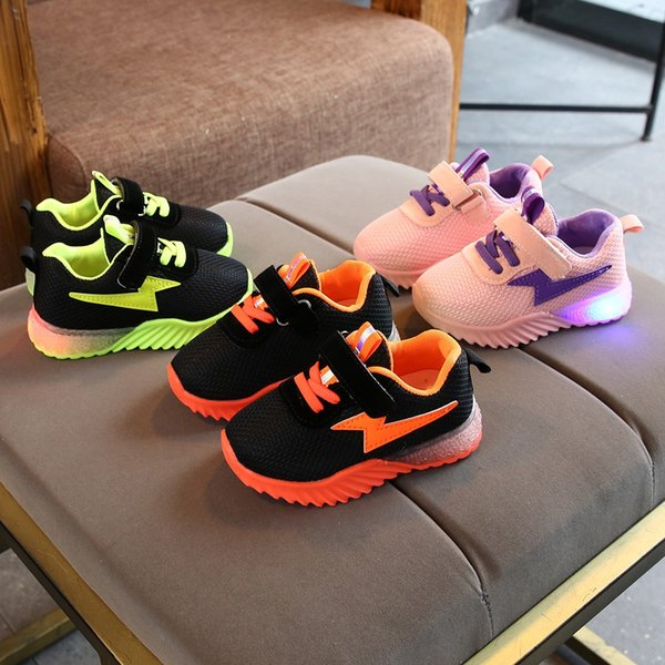 Baby Boy Shoes Light Children'S Boys