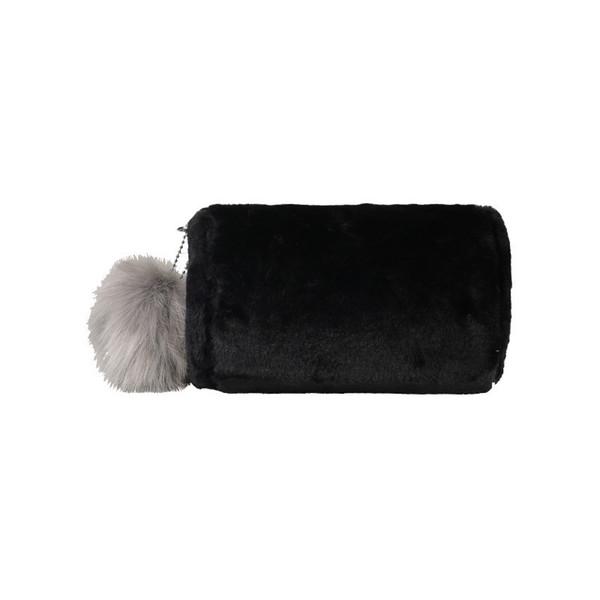 Free2019 Woman Tide Bag Baby Velvet Satchel Lint Single Shoulder Package Hair Bulb Small