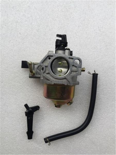Partes del motor de gasolina Carburador 188F190F Bomba de potencia 5KW carburador GX390 interruptor de aceite carburador