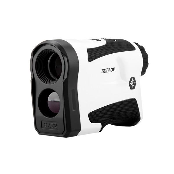 BOBLOV LF600G Golfing Rangefinder Binocular Laser Distance Meter Measurement