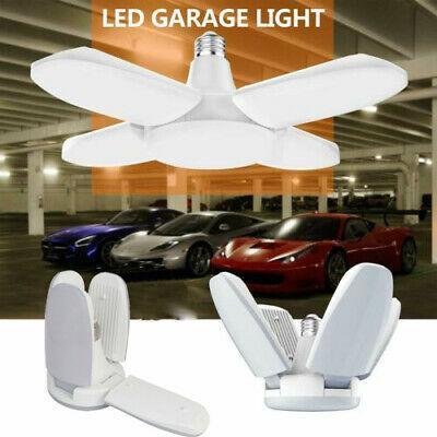 60W 5400lm E27 LED loja de garagem trabalho luzes casa teto luminária deformável