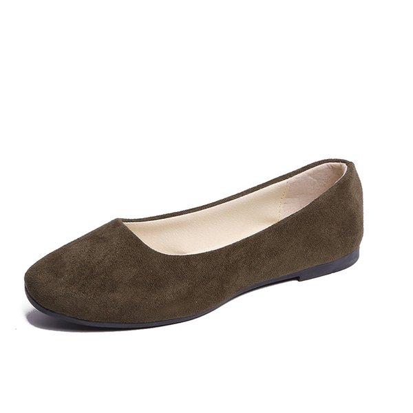 Zapatos planos 8