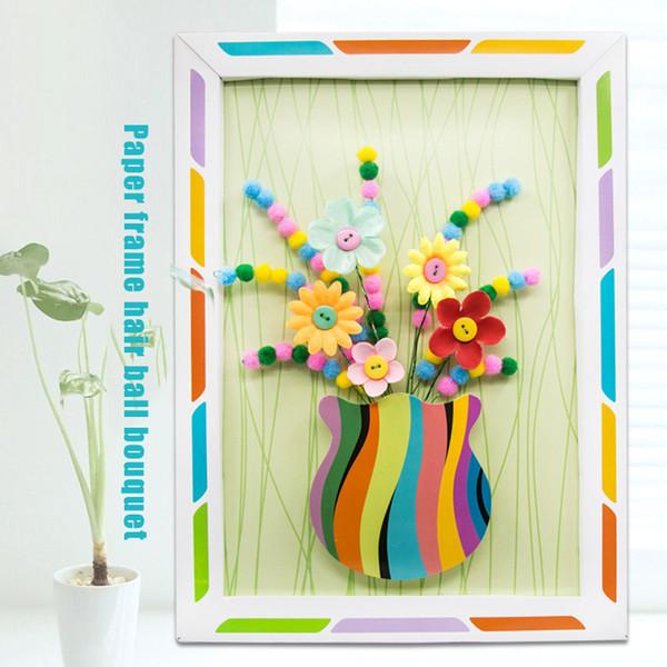 bola de cabelo bouquet 5