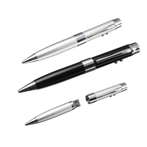 Kalem USB Tükenmez Kalem Sürücü USB Pendrive Kalemler Sürücü Memory Stick Ofis Pendrive 8 GB 16 GB 32 GB 64 GB Öğrenciler Öğretmen Hediye