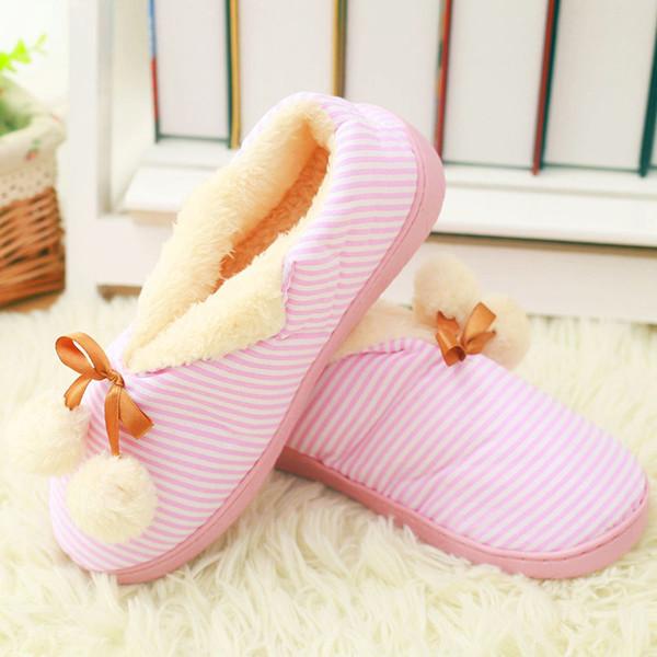 Casual Women Slippers Indoor Home Tout-inclus dames hiver automne garder au chaud chaussures enceintes pour femmes pantoufles haute qualité