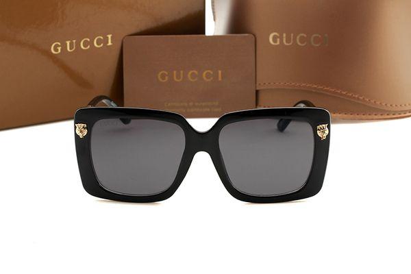 Luxury Sunglasses For Men Brand Fashion Designer Sun Glass Pilot Frame Coating Mirror UV400 Lens Carbon Fiber Legs Summer Style Eyewear
