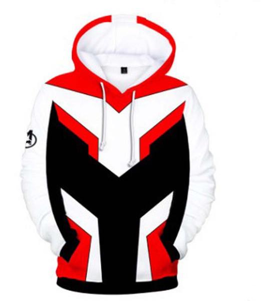 1fb51abb2 2019 Avengers 4 Designer Fashion Hoodies Avengers Superman Costume ...