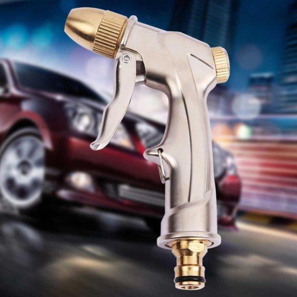 pressione rondella dell'automobile Car Wash pistola accessori idropulitrice profonda per pulizia in breve paragrafo con la bacchetta allegato