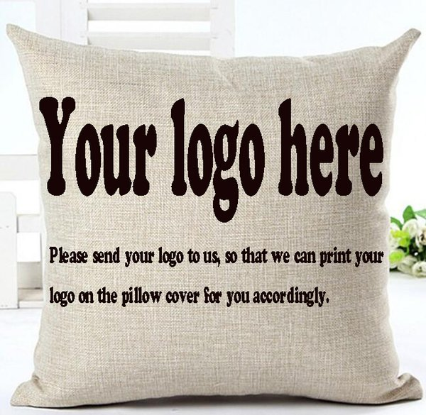 Customized Logo Pillow Cover Easter bunny Pillows Case rabbit Letter print Pillow Cover 43*43cm Sofa Nap Cushion Covers Home Decoration