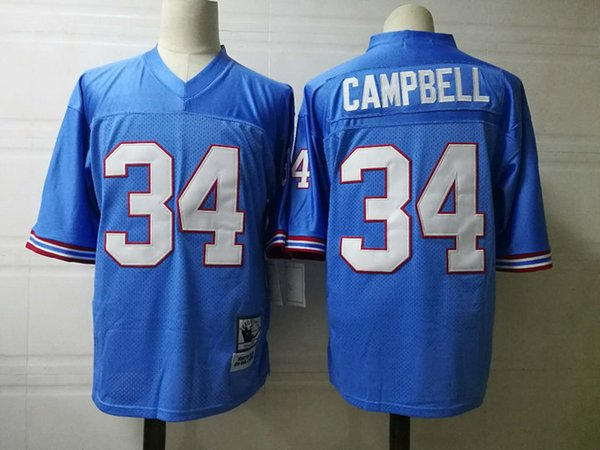 34 Earl Campbell