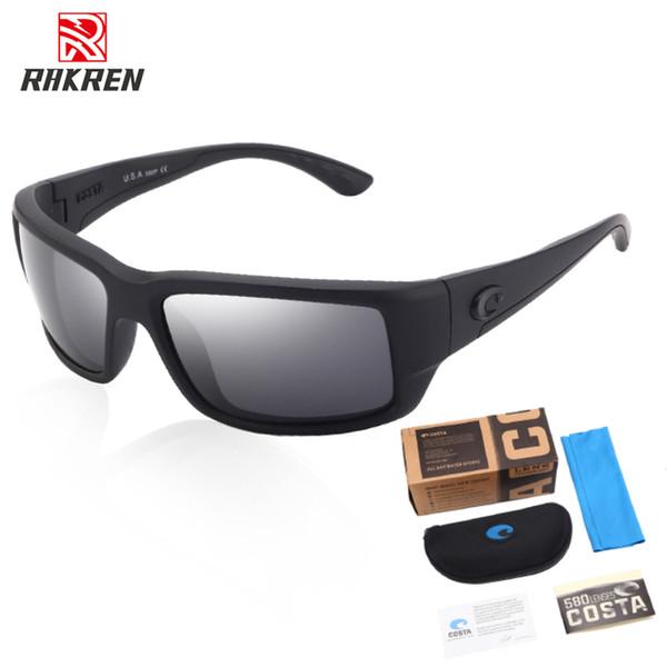 New polarisierte sonnenbrille männer fahren shades männliche marke design vintage platz sonnenbrille sport für männer goggle uv400