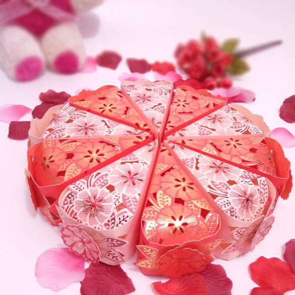 Nombre Personalizado Rojo Cinta de Caja de Regalo Boda Navidad Cumpleaños De Impresión Hoja De Oro